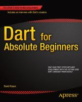 Dart for absolute beginners [electronic resource]