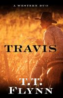 Book cover for Travis by T. T. Flynn