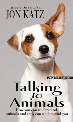 Cover Image for Talking to Animals