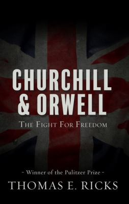 Cover Image for Churchill and Orwell
