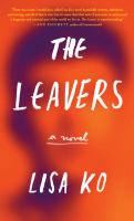 The Leavers by Lis a Ko (book cover)