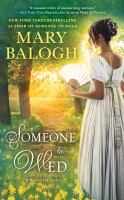 Someone to Wed: A Westcott Novel