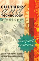 Culture and technology : a primer