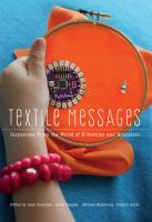 Textile messages : dispatches from the world of e-textiles and education