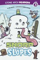 Cover of the book Snorp on the slopes