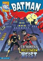 Cover Image of Cat Woman&apos;s Halloween Heist