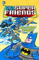 Cover of the book Who is the mystery Bat-Squad?
