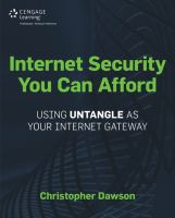 Internet security you can afford : using Untangle as your internet gateway