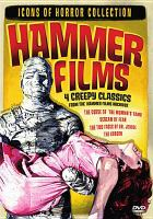 ICONS OF HORROR COLLECTION: HAMMER FILMS (DVD)
