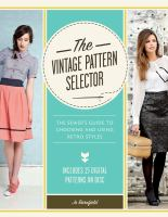 The Vintage Pattern Selector