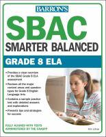 SBAC Smarter Balanced: Grade 8, ELA