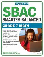 SBAC Smarter Balanced: Grade 7 Math