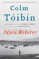 Cover of the book Nora Webster : a novel