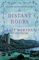 book jacket for Distant Hours