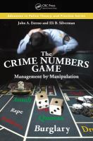 The crime numbers game [electronic resource] : management by manipulation