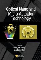 Optical nano and micro actuator technology [electronic resource]