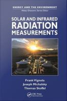 Solar and infrared radiation measurements [electronic resource]