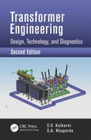 Transformer engineering [electronic resource] : design, technology, and diagnostics