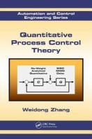 Quantitative process control theory [electronic resource]