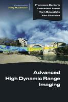 Advanced high dynamic range imaging [electronic resource] : theory and practice