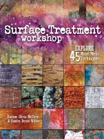 Surface Treatment Workshop
