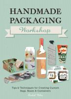 Handmade Packaging Workshop