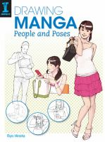 Drawing manga : people and poses