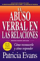 El abuso verbal en las relaciones: cómo reconocerlo y cómo responder