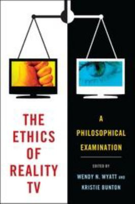 cover of the book The Ethics of Reality TV