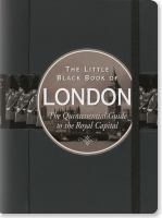 The Little Black Book of London