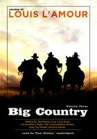 Big Country: Volume Three