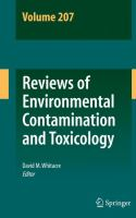 Reviews of Environmental Contamination and Toxicology [electronic resource]