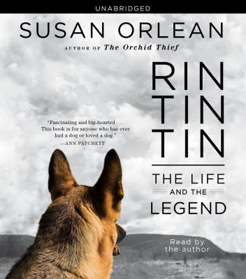 Cover Art for Rin Tin Tin [the life and the legend] 