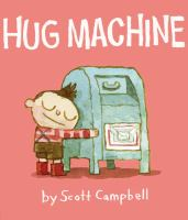 book cover Hug Machine