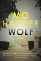 Book cover image - Wolf