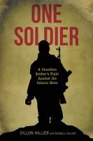 book cover image One Soldier
