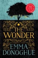 Book cover: The Wonder