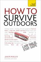 How to survive outdoors