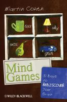 Mind games : 31 days to rediscover your brain