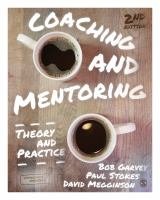 Coaching and mentoring : theory and practice