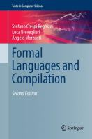 Formal Languages and Compilation [electronic resource]