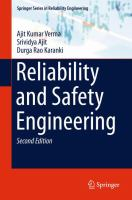 Reliability and Safety Engineering [electronic resource]
