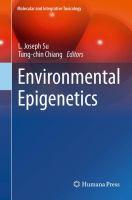 Environmental epigenetics [electronic resource]