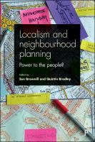 Localism and neighbourhood planning : power to the people?