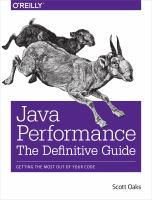 Java performance : the definitive guide