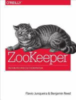 ZooKeeper : distributed process coordination