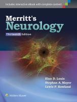 Merritt's neurology /