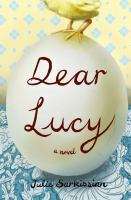 Book cover Image - Dear Lucy