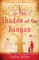 Book cover for In the Shadow of the Banyan by Vaddey Ratner