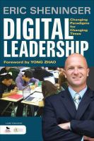 Digital leadership : changing technology for change-savvy school leaders